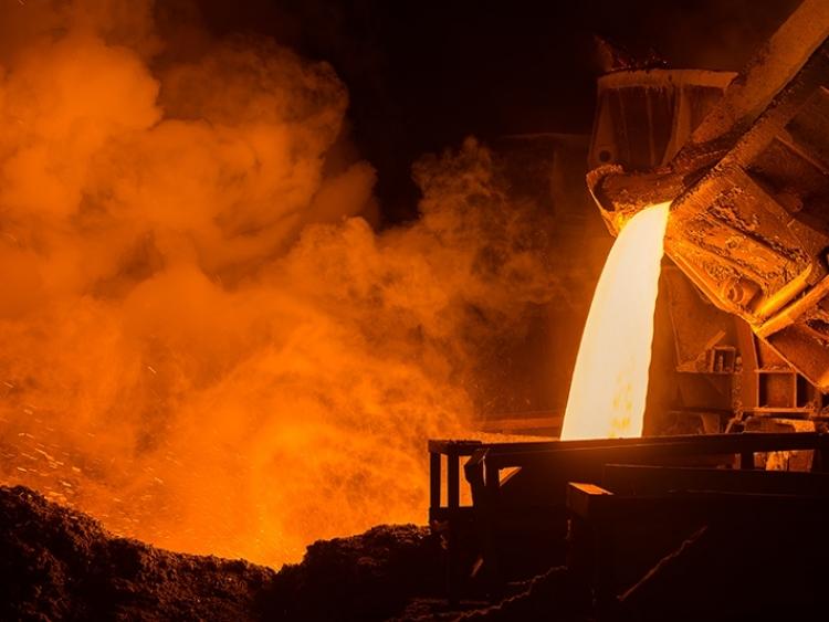 Fundición de hierro y acero moldeado
