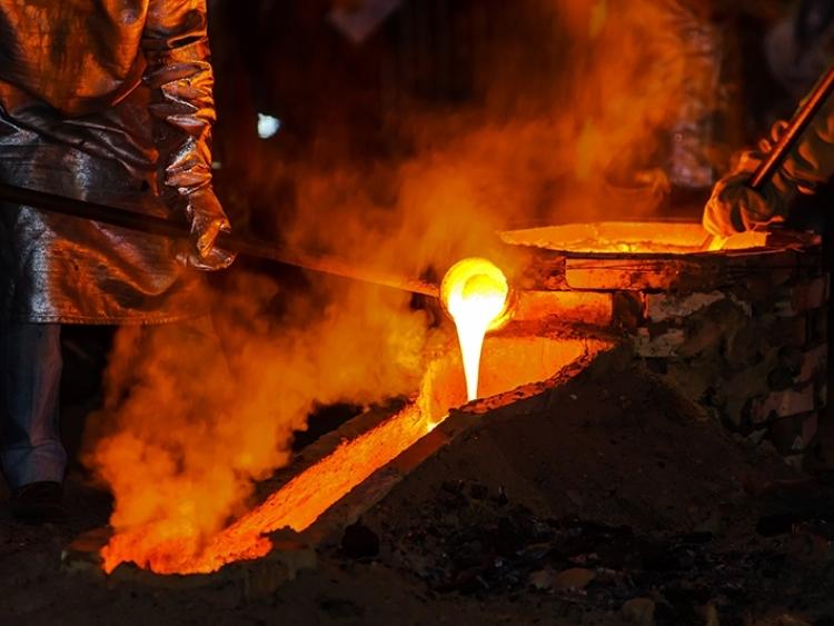 Bronce y aluminio de fundición