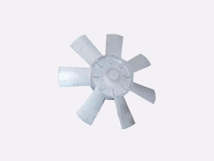 Rotor para ventilador e exaustor
